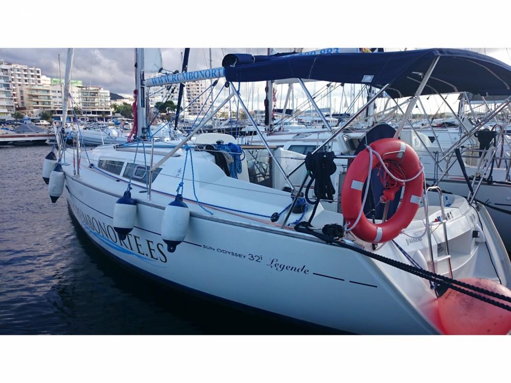 Louer Voilier avec ou sans skipper Jeanneau à Sant Antoni de Portmany