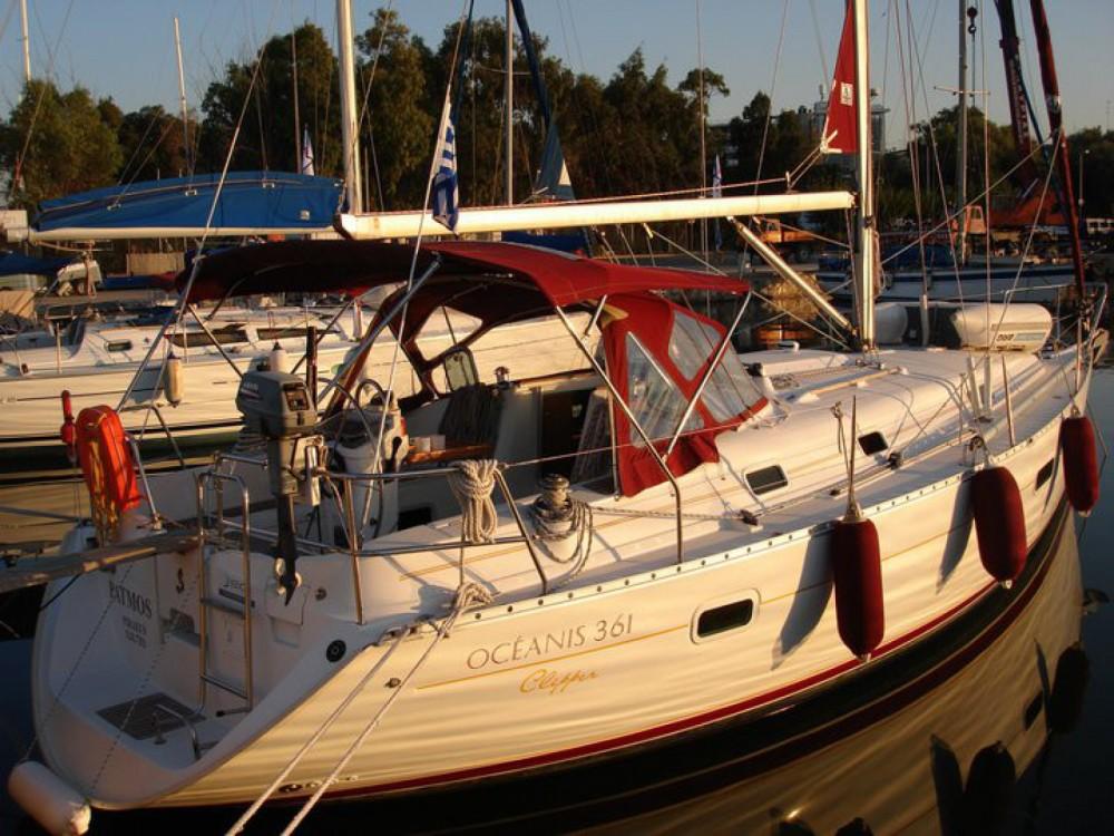 Location bateau Marina de Alimos pas cher Oceanis