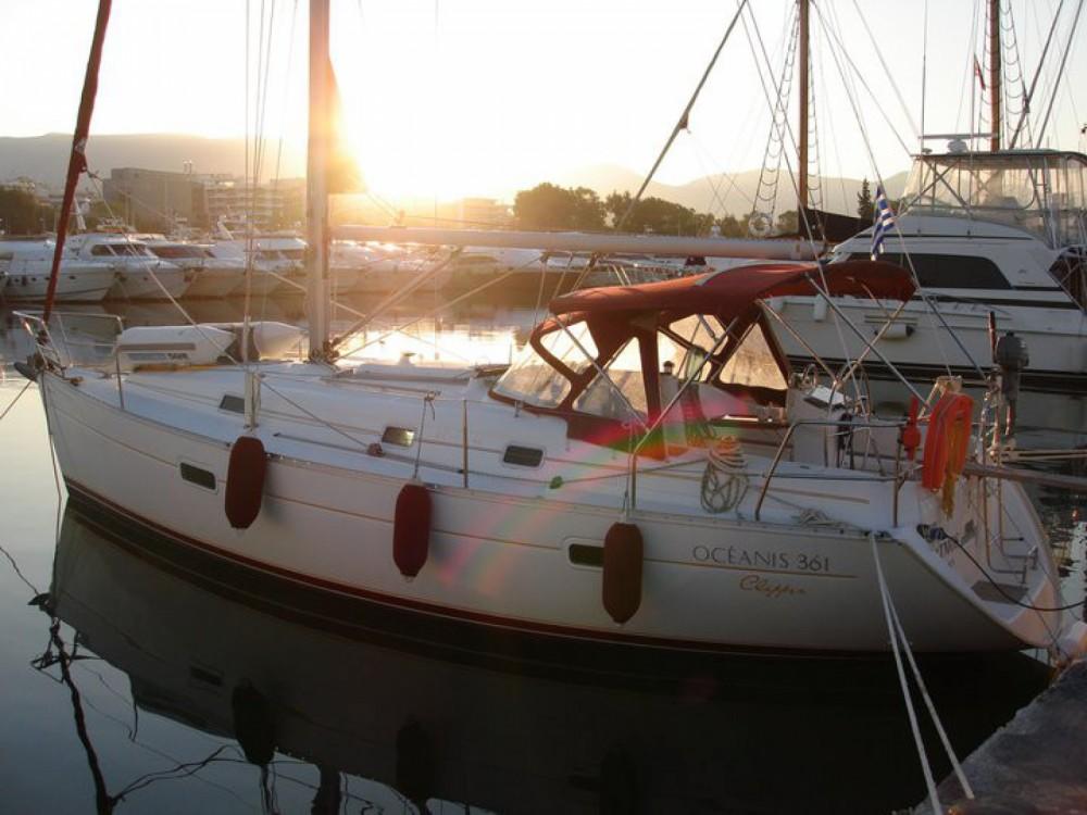 Location bateau Bénéteau Oceanis à Marina de Alimos sur Samboat