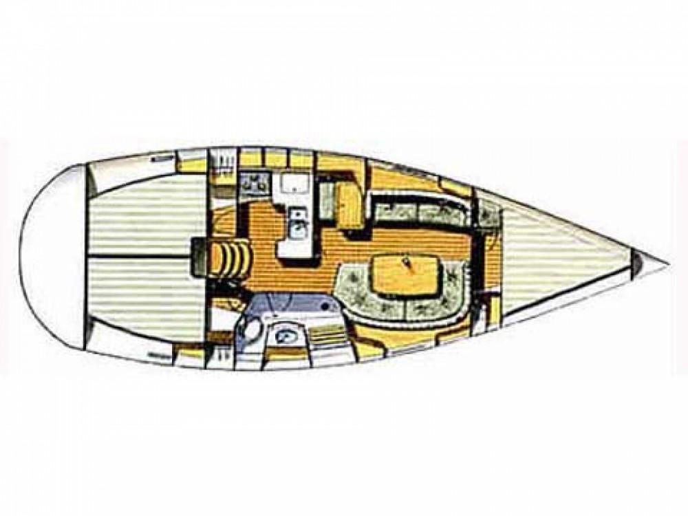 Location yacht à Marina de Alimos - Bénéteau Oceanis sur SamBoat