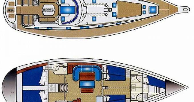 Louer Voilier avec ou sans skipper Ocean Ribs à Égée