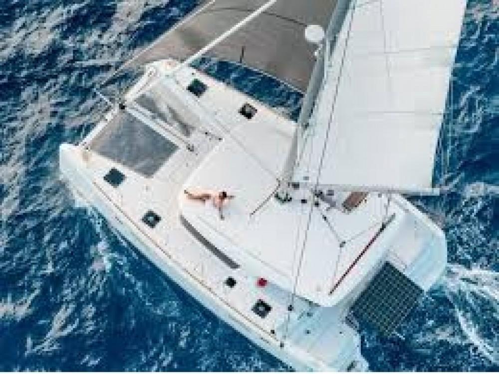 Location Catamaran à Nettuno - Lagoon Lagoon 39