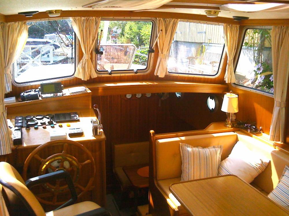 Location yacht à Lübeck - Linssen Classic Sturdy 35 AC sur SamBoat