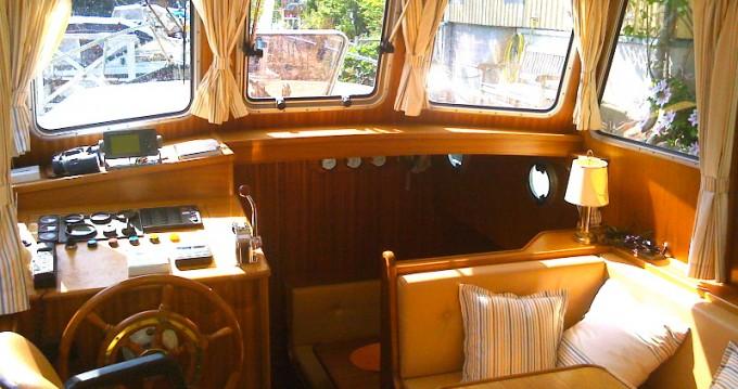 Location bateau Lübeck pas cher Classic Sturdy 35 AC