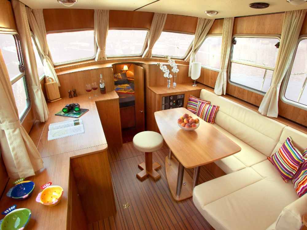 Rental Motor boat in  - Linssen Linssen Grand Sturdy 29.9 AC