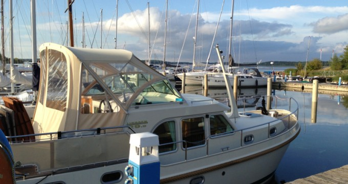 Rental yacht Sundhagen - Linssen Linssen Grand Sturdy 29.9 AC on SamBoat