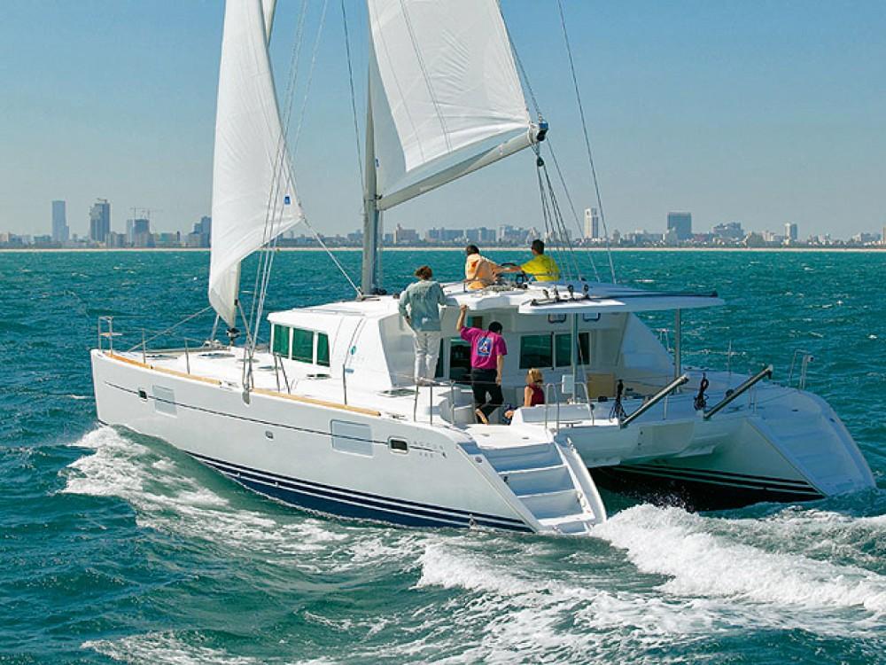Location yacht à Victoria - Lagoon Lagoon 440 sur SamBoat
