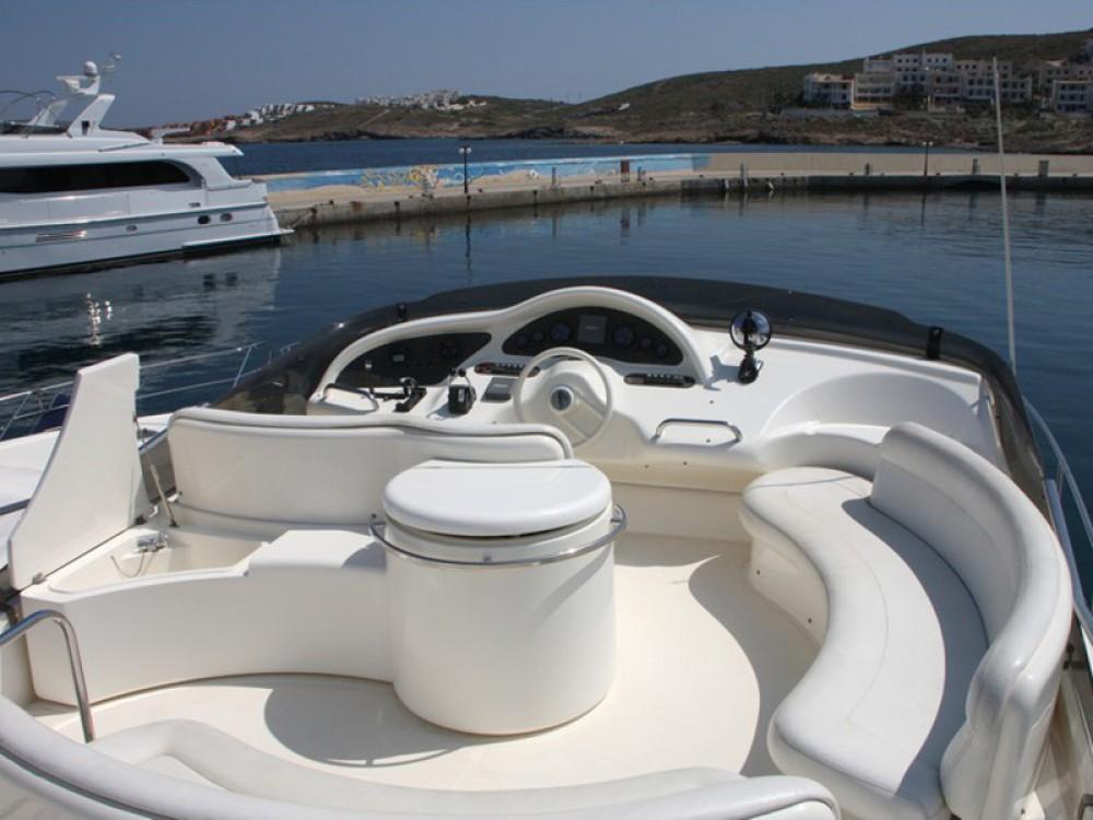 Location bateau Μαρίνα Αλίμου pas cher Azimut 46