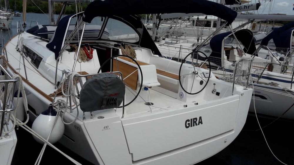 Location bateau Marina Medulin pas cher Dufour 410 Grand Large