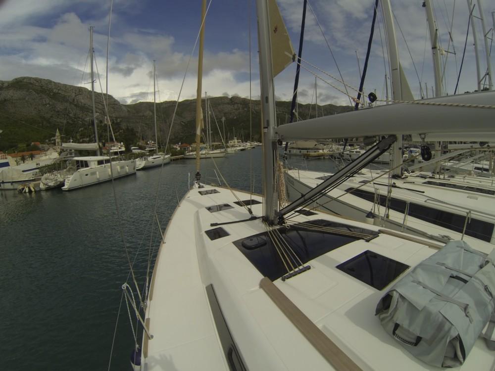 Location Voilier à ACI Marina Dubrovnik - Dufour Dufour 460 Grand Large