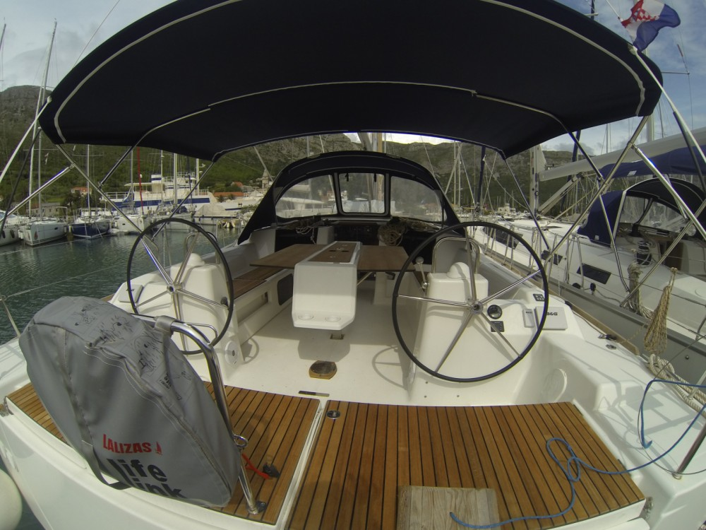 Louez un Dufour Dufour 460 Grand Large à ACI Marina Dubrovnik