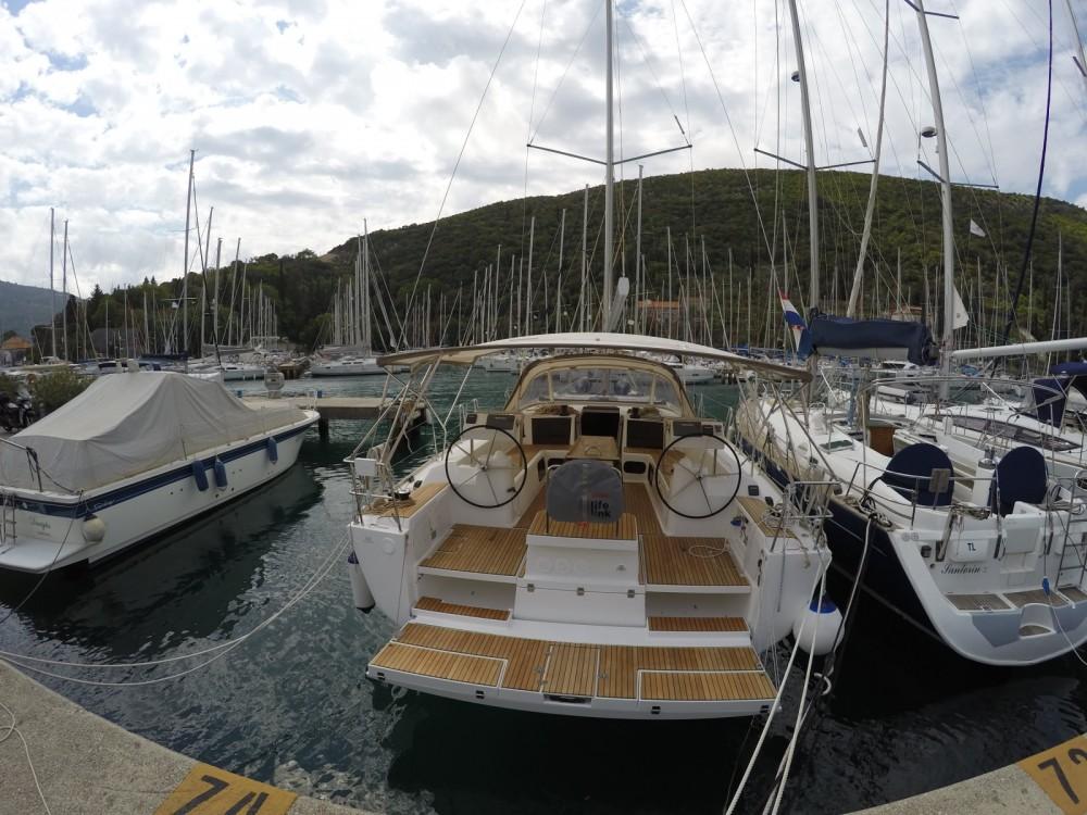 Location bateau Dufour Dufour 512 Grand Large à ACI Marina Dubrovnik sur Samboat