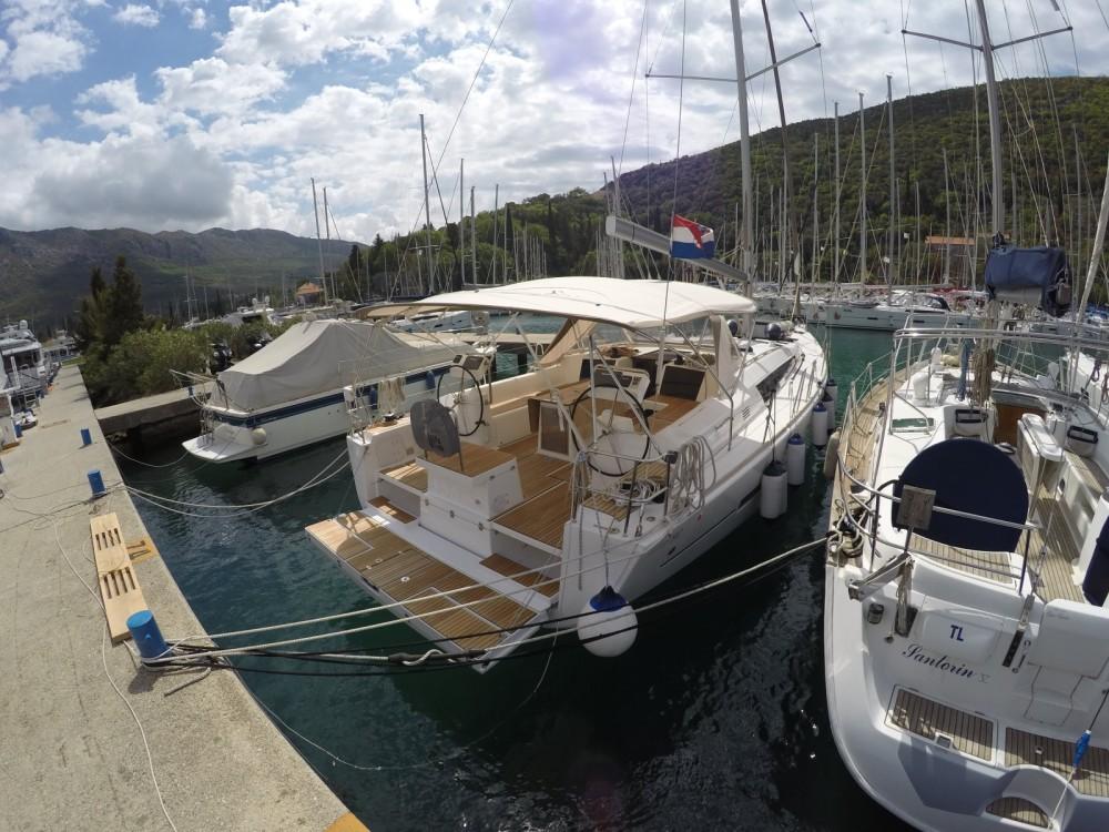 Location Voilier à ACI Marina Dubrovnik - Dufour Dufour 512 Grand Large