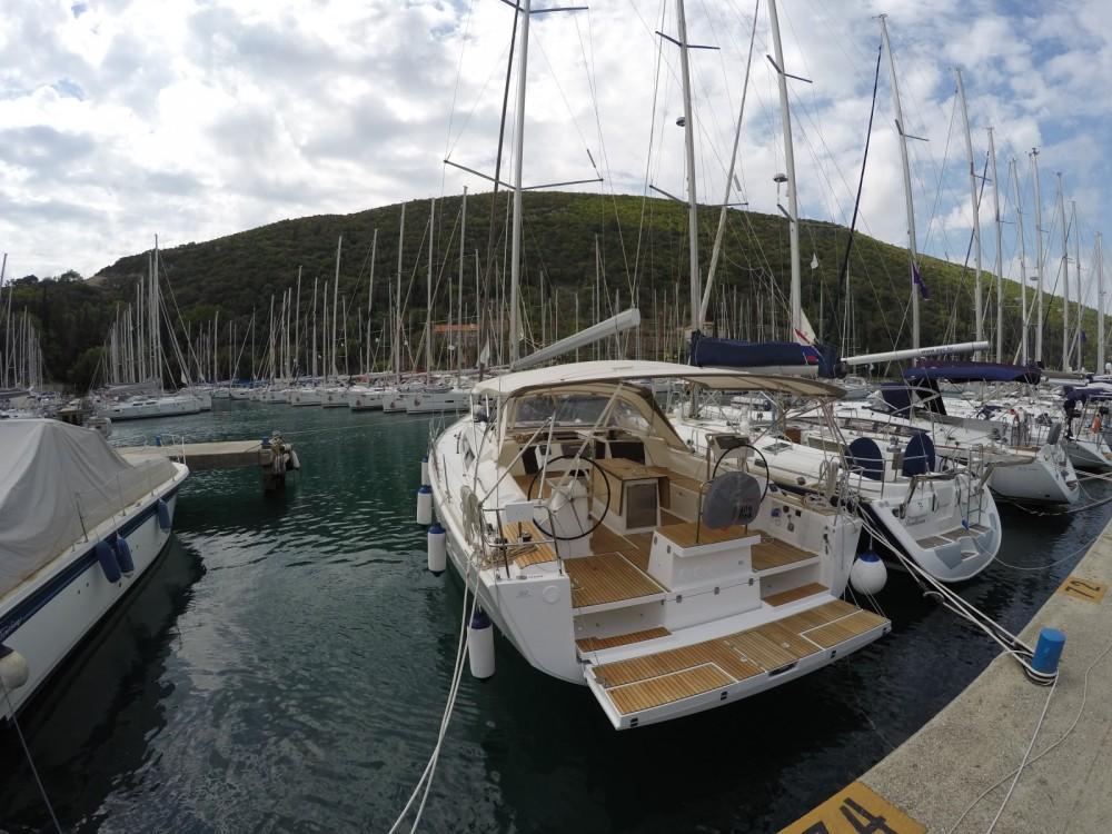 Location bateau ACI Marina Dubrovnik pas cher Dufour 512 Grand Large