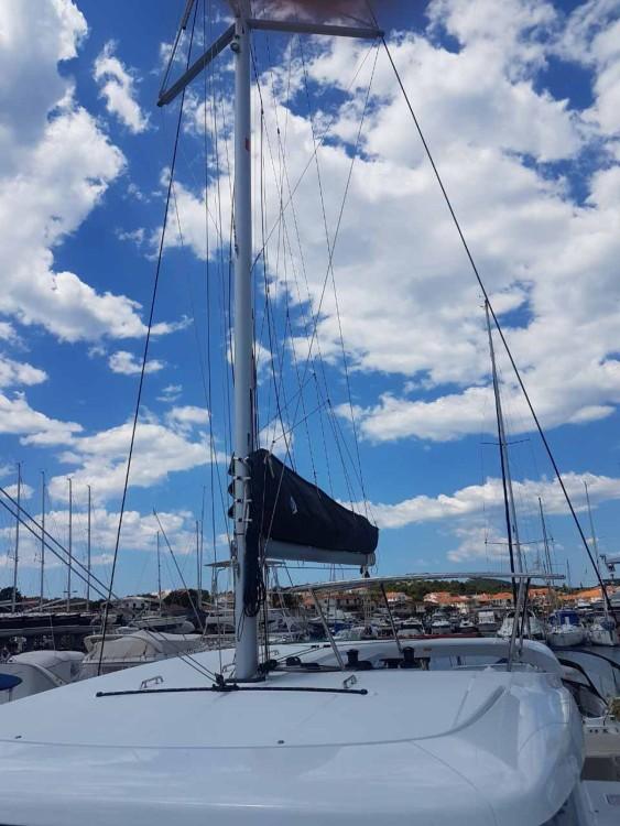 Location Catamaran à Marina Medulin - Lagoon Lagoon 42