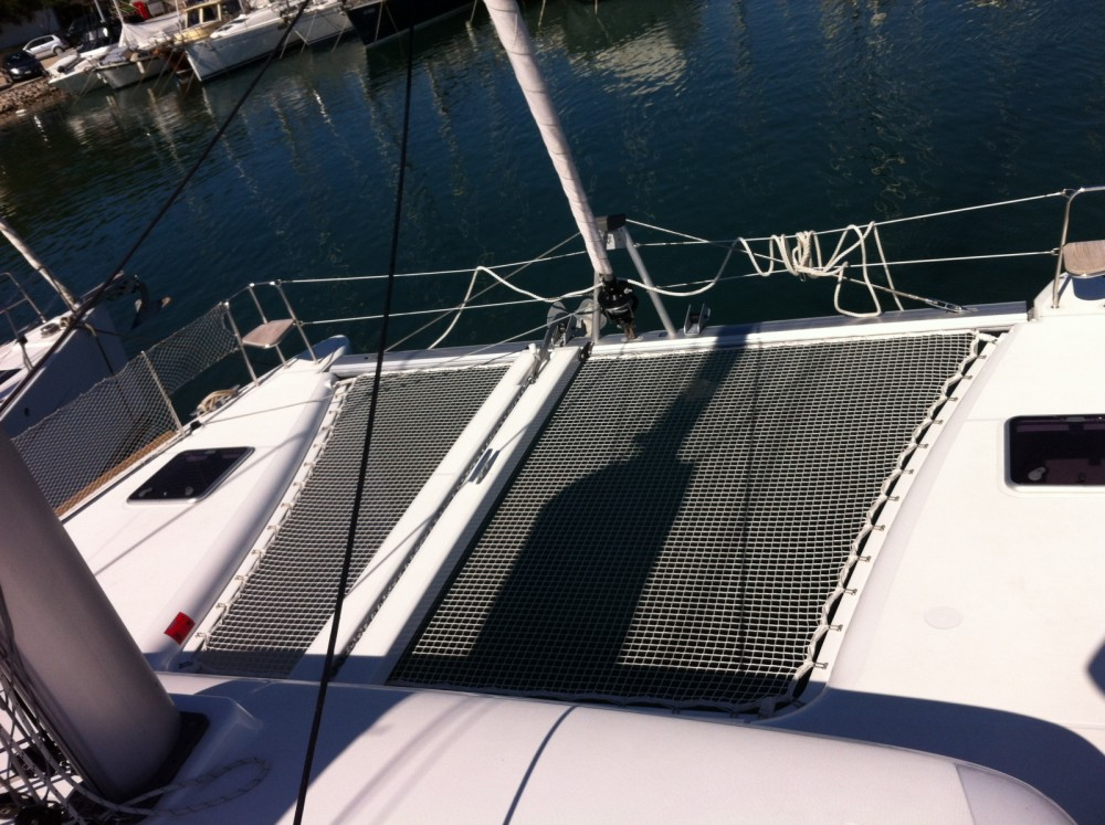 Lagoon Lagoon 400 S2 entre particuliers et professionnel à ACI Marina Dubrovnik