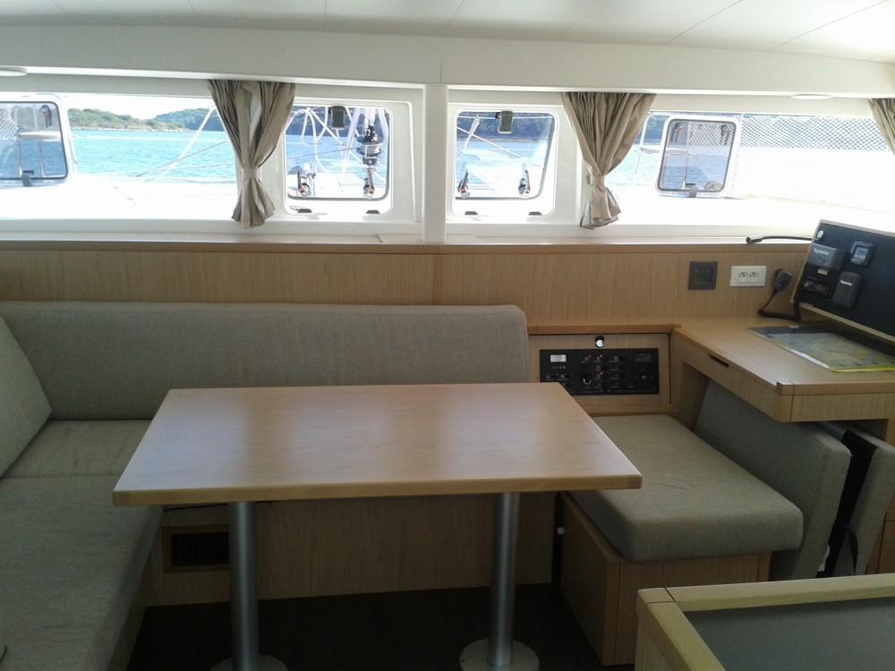 Location yacht à ACI Marina Dubrovnik - Lagoon Lagoon 400 S2 sur SamBoat