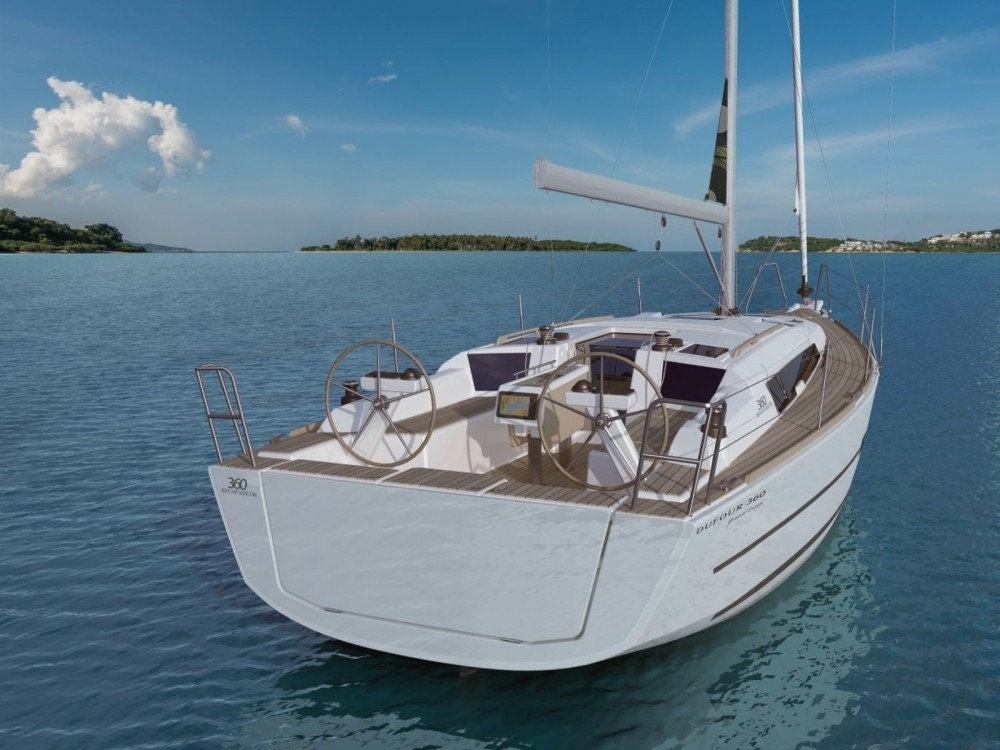 Boat rental Dufour Dufour 360 Grand Large in Pula on Samboat