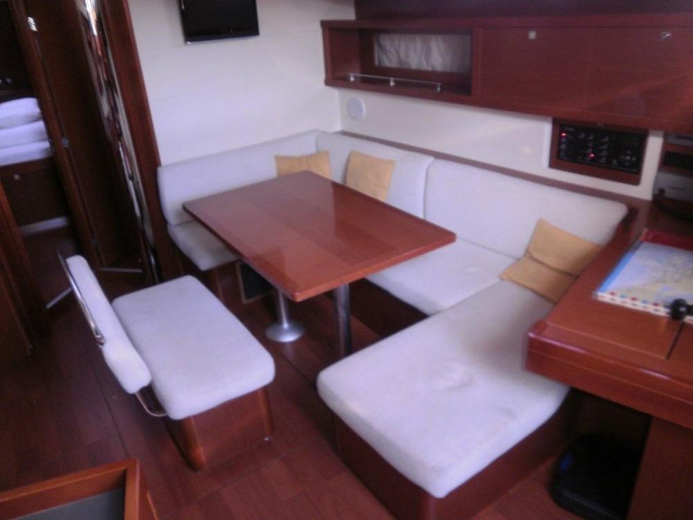 Location bateau Bénéteau Oceanis 45 à Marina Kaštela sur Samboat