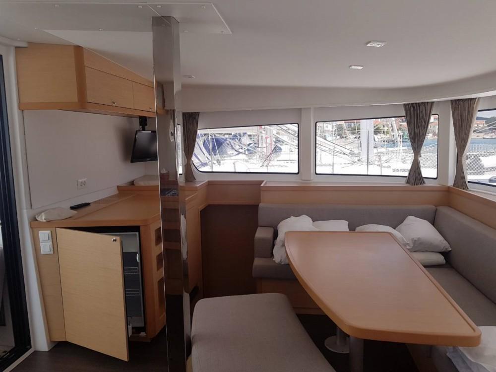 Rental Catamaran in Marina Kaštela - Lagoon Lagoon 42