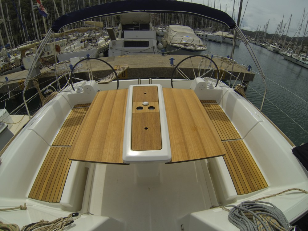 Location Voilier à ACI Marina Dubrovnik - Dufour Dufour 410 Grand Large