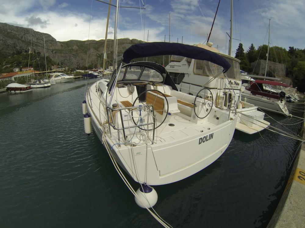 Location bateau Dufour Dufour 410 Grand Large à ACI Marina Dubrovnik sur Samboat
