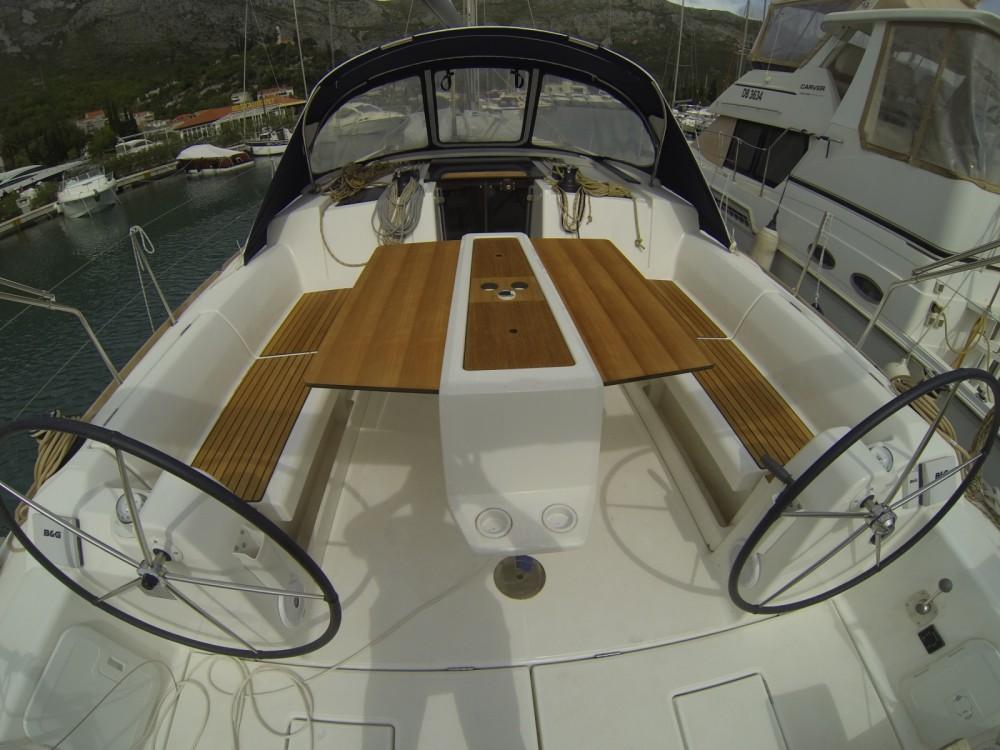 Dufour Dufour 410 Grand Large entre particuliers et professionnel à ACI Marina Dubrovnik