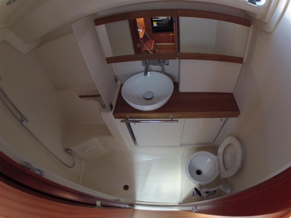 Location Voilier à ACI Marina Dubrovnik - Hanse Hanse 445