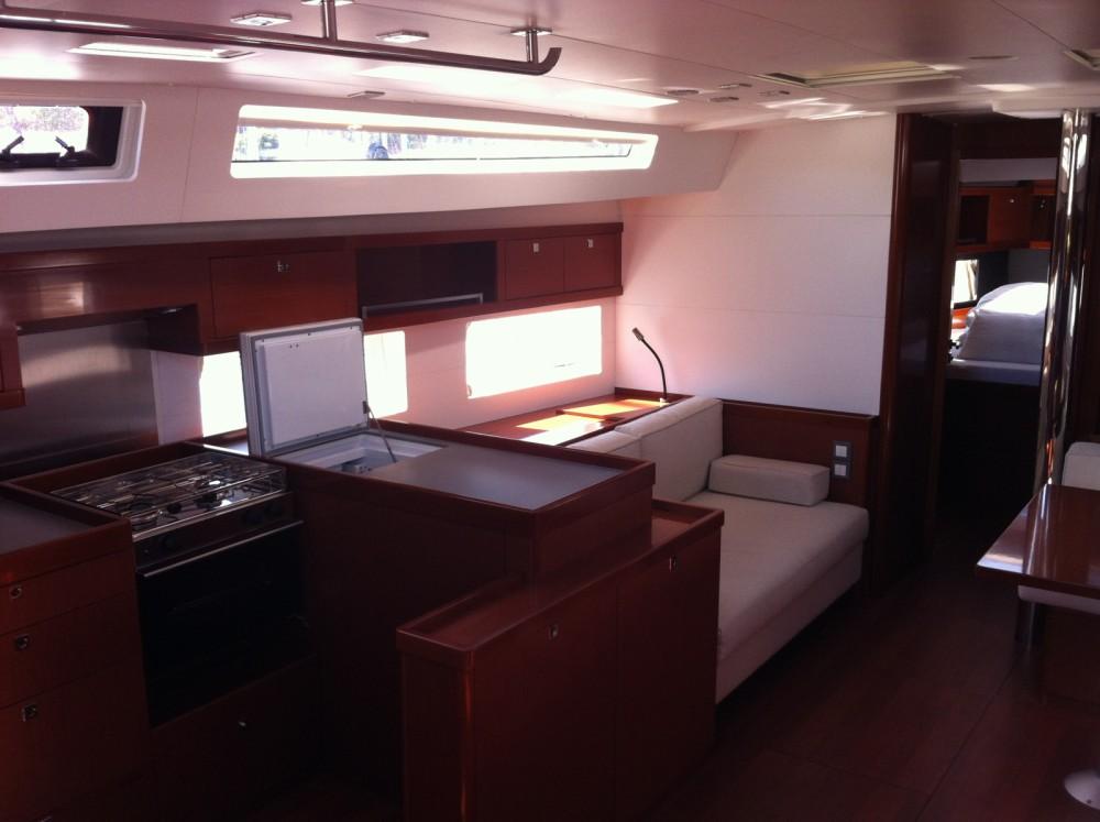 Location yacht à Marina Medulin - Bénéteau Oceanis 55 sur SamBoat