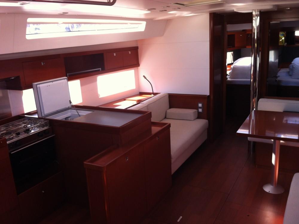 Location bateau Marina Medulin pas cher Oceanis 55