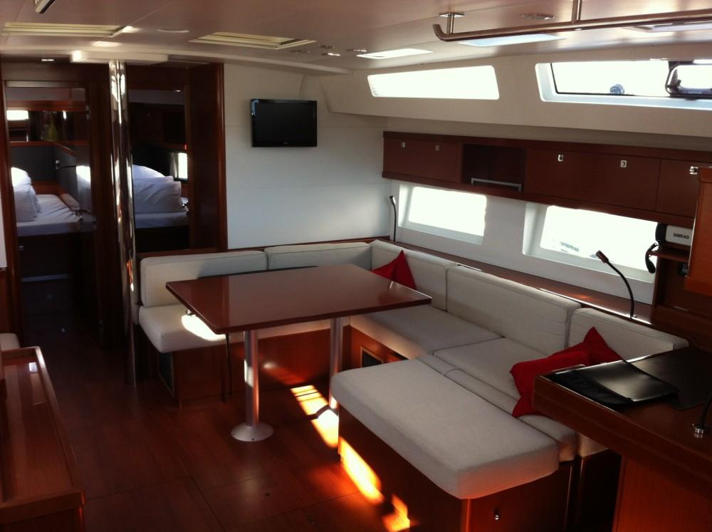 Location bateau Bénéteau Oceanis 55 à Marina Medulin sur Samboat