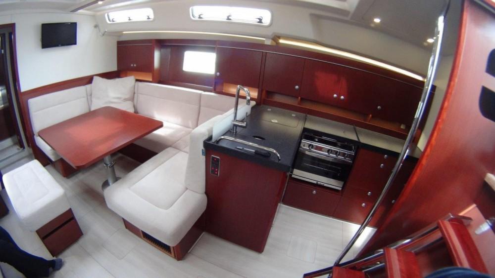 Location bateau Marina Medulin pas cher Hanse 455
