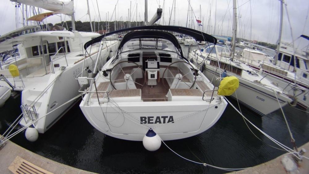 Location bateau Hanse Hanse 455 à Marina Medulin sur Samboat