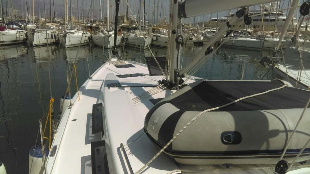Location bateau Hanse Hanse 455 à Marina Kaštela sur Samboat