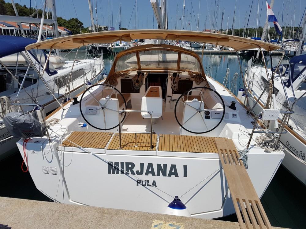 Location bateau Dufour Dufour 460 Grand Large à Marina Medulin sur Samboat