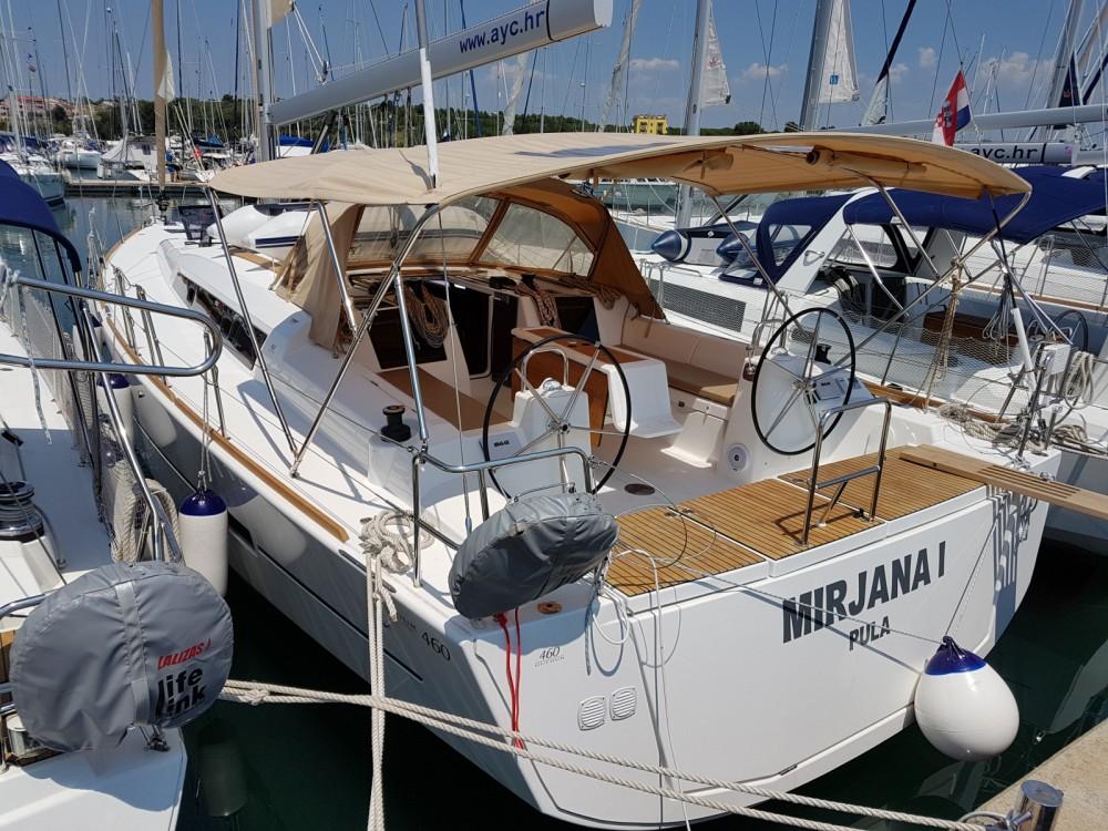 Location yacht à Marina Medulin - Dufour Dufour 460 Grand Large sur SamBoat