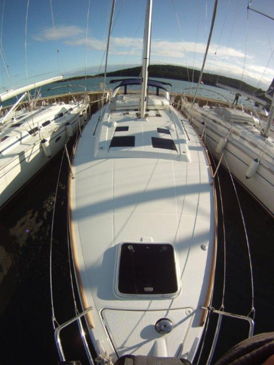 Location bateau Bénéteau Oceanis 45 à ACI Marina Dubrovnik sur Samboat
