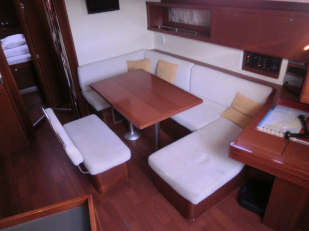 Location bateau ACI Marina Dubrovnik pas cher Oceanis 45