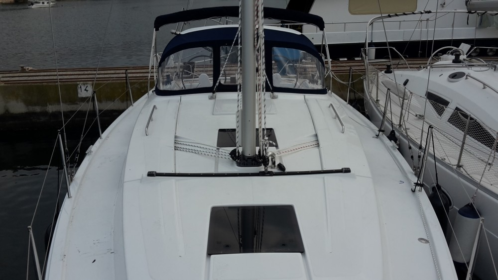 Location bateau Marina Kaštela pas cher Hanse 385