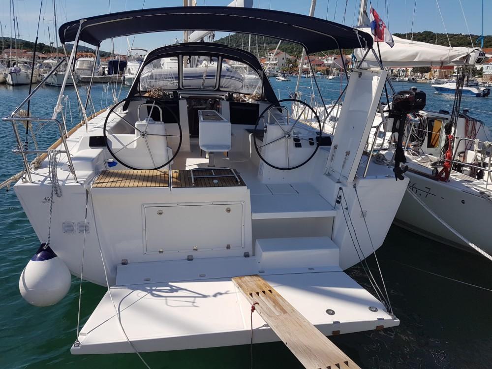 Location bateau ACI Marina Dubrovnik pas cher Dufour 460 Grand Large