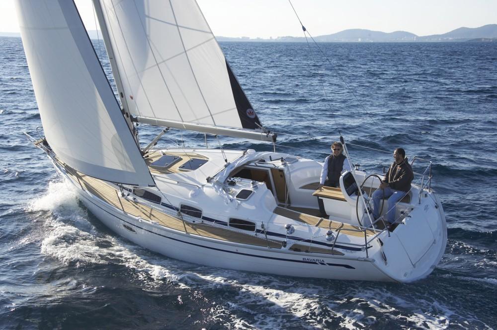 Location Voilier à Morningside marina - Bavaria Cruiser 34
