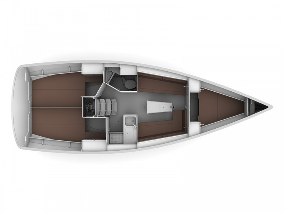 Location yacht à Morningside marina - Bavaria Bavaria Cruiser 34 / 3 sur SamBoat