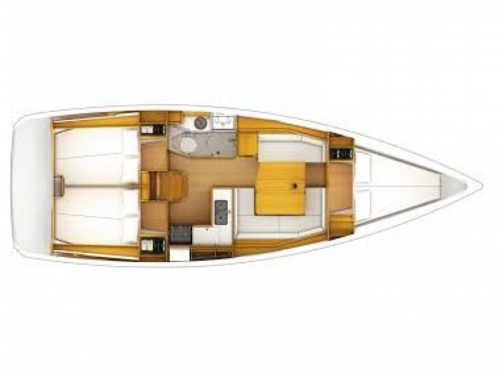 Location yacht à Morningside marina - Jeanneau Sun Odyssey 389 sur SamBoat