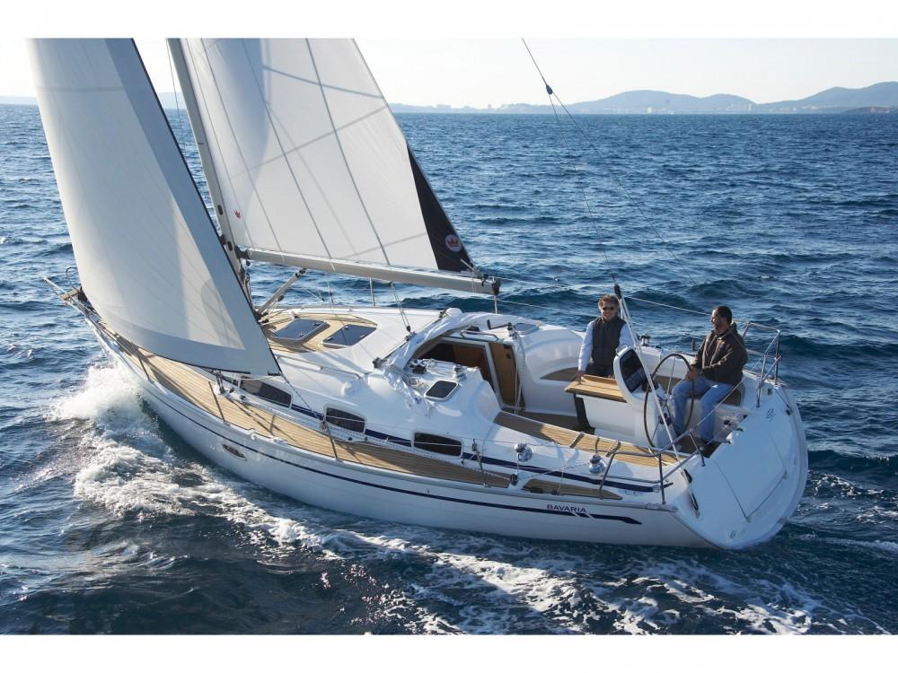 Location Voilier à Morningside marina - Bavaria Bavaria 35 Cruiser