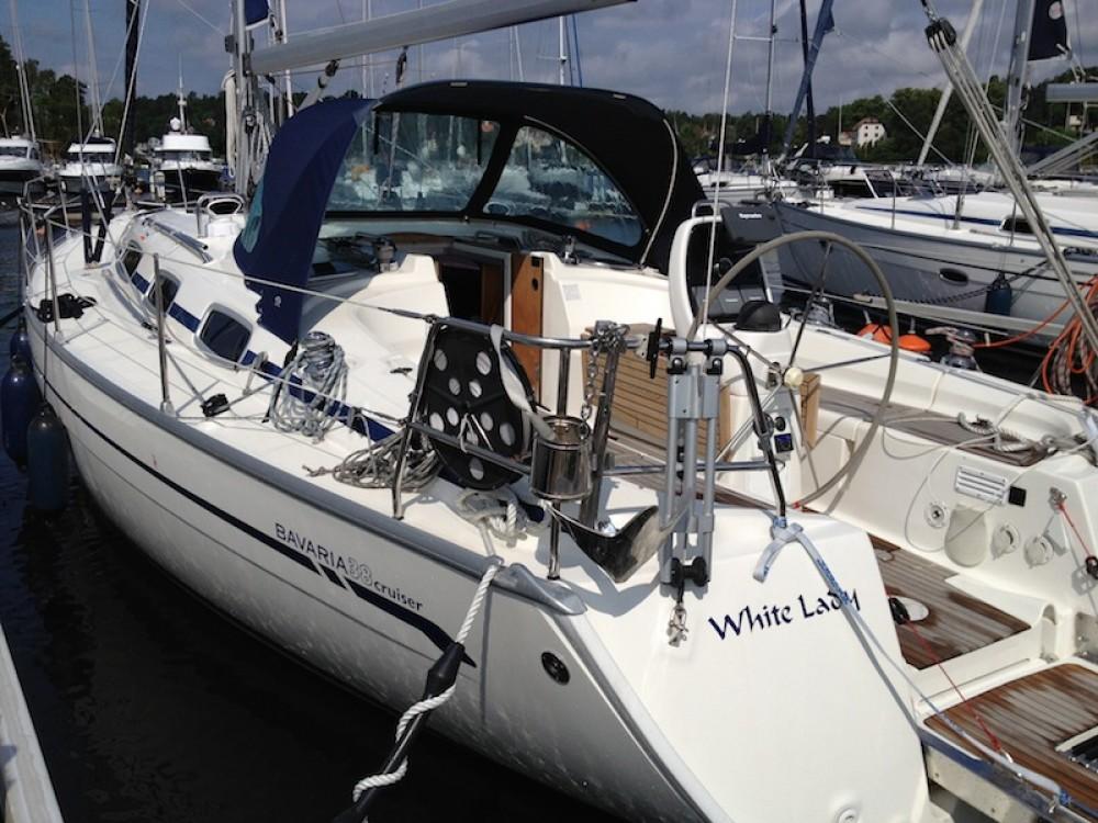 Bavaria Cruiser 38 entre particuliers et professionnel à Morningside marina