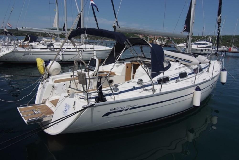 Bavaria Cruiser 38 entre particuliers et professionnel à Krk