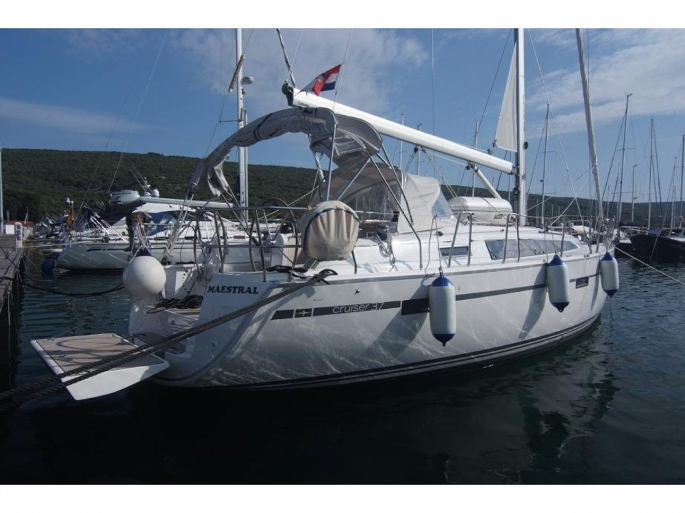 Location yacht à Krk - Bavaria Cruiser 37 sur SamBoat