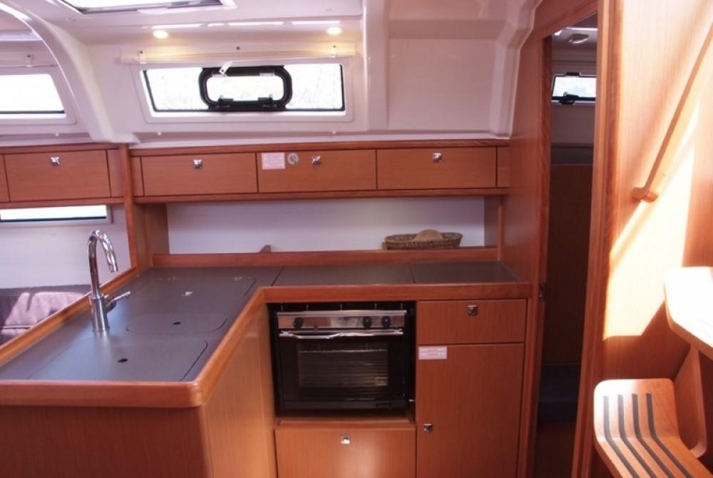 Bavaria Cruiser 37 entre particuliers et professionnel à Krk