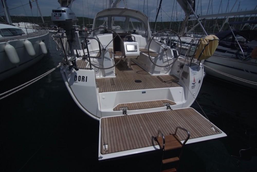Location bateau Krk pas cher Cruiser 37