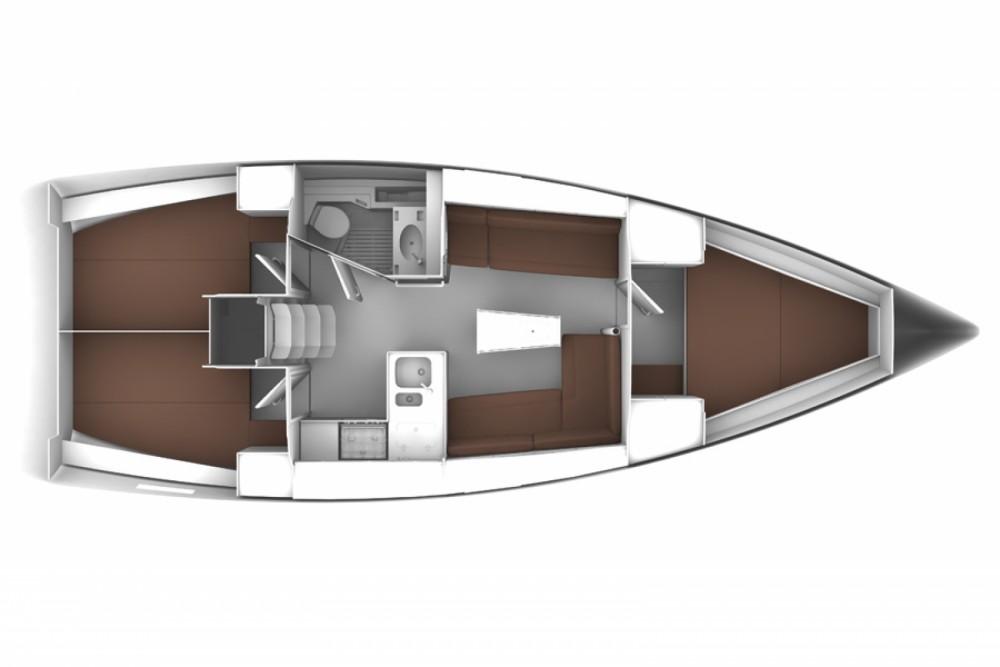 Location bateau Bavaria Bavaria Cruiser 37 à Krk sur Samboat